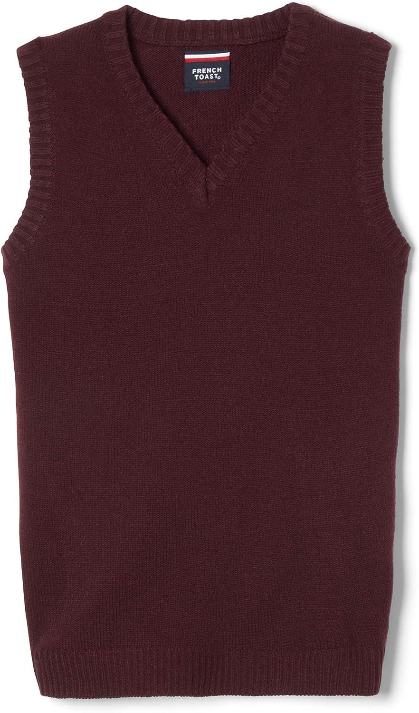 French Toast Boys' V-Neck Sweater Vest