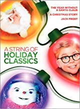 String of Holiday - Classics 3-Pack: (Jack Frost (Live Action) / A Christmas Story / The Year Without a Santa Claus (Live Action))