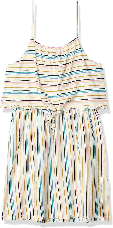 Billabong Women's Big Girls' Beachy Sales Dress store Stripes