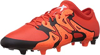 adidas X15.2 FG/AG Mens Football Boots/Cleats - Orange