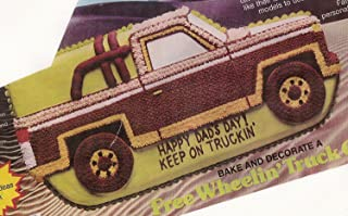 Wilton Free Wheelin Truck / Van / SUV Cake Pan (502-1565, 1980) Retired