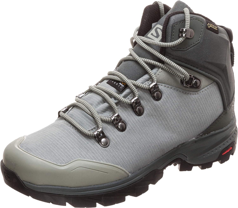 Salomon Outback 500 GTX GTX GTX Trail Woherrar Running skor, kvinnor s, grå  svart, 6.5 Storbritannien - 40 EU - 8 USA  bra rykte