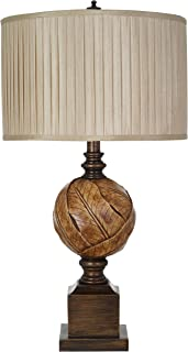 banana leaf lamp shade