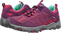 Merrell Kids - Moab FST Low Waterproof (Big Kid)