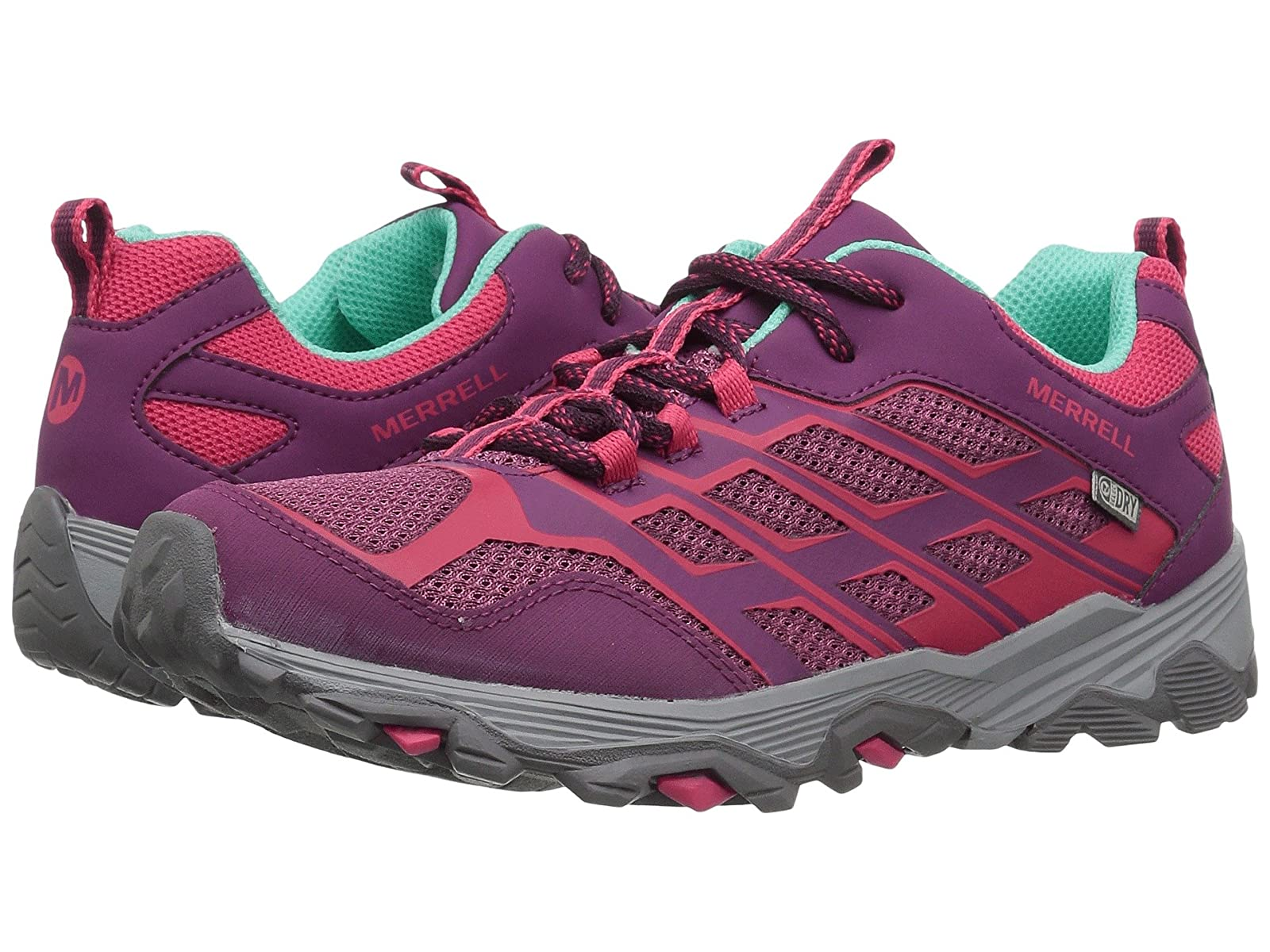 Merrell Kids Moab FST Low Waterproof (Big Kid)Atmospheric grades have affordable shoes