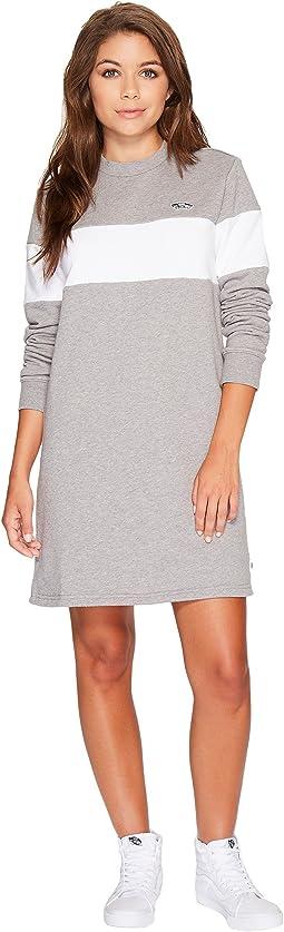 Vans - Wild Bunch Sweatshirt Dress