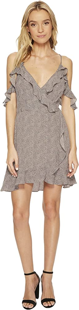 Lucy Love Love Potion Wrap Dress