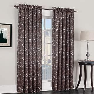 Best brown circle curtains Reviews
