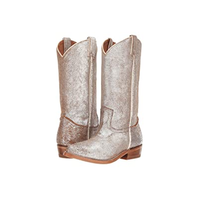 Frye Billy Pull-On (Silver Multi Brushed Metallic) Women