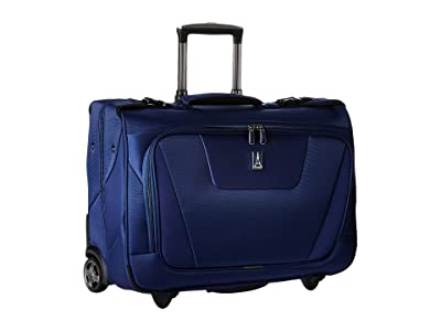 Travelpro Maxlite(r) 4 Rolling Carry-On Garment Bag (Blue) Carry on Luggage