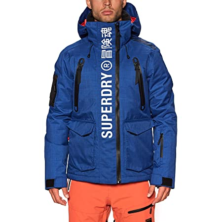 Superdry Ultimate Mountain Rescue Veste Hommes