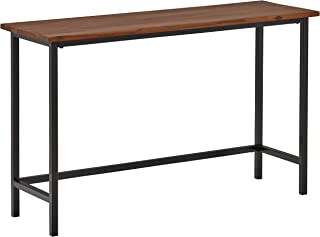 Rivet Industrial Modern Console Table, 47.25
