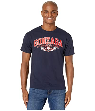Champion College Gonzaga Bulldogs Jersey Tee (Navy 3) Men