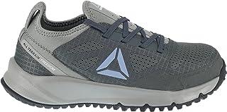 f649b9bcf53333 Reebok Womens Grey Mesh Work Shoes Steel Toe Trail Run Oxford 12 M
