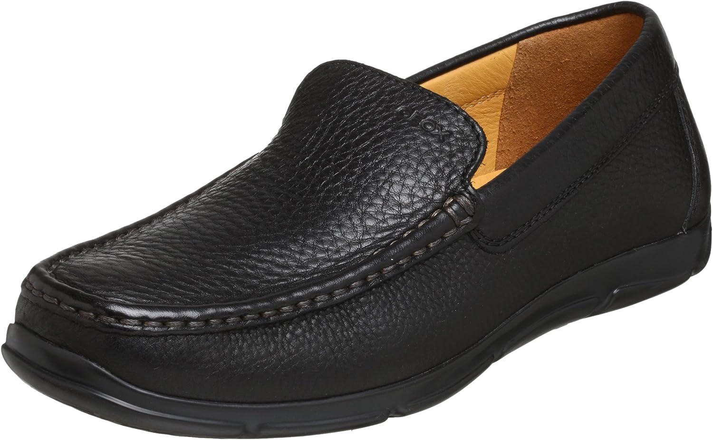 Geox Men's Newport Slip on Driving Shoe