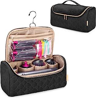 Yarwo Researrangör väska kompatibel med Dyson Airwrap Styler komplett, bärbart reseförvaringsväska för Airwrap Styler och ...
