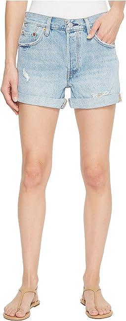 Levi's® Premium - Premium 501 Long Shorts