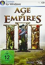 Microsoft Age of EmpiresIII, DE - Juego (DE, PC, Estrategia, E12 + (Everyone 12 +), 2000 MB, 256 MB, CD-ROM)