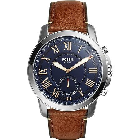[フォッシル] 腕時計 Q GRANT ハイブリッドスマートウォッチ FTW1122 正規輸入品