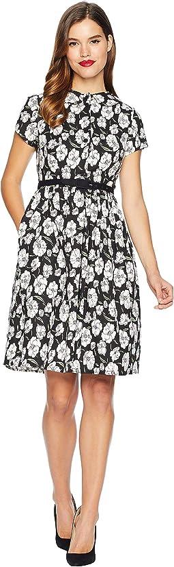 1960s Style Regina Shirtdress