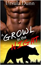 A Growl in the Night (BBW Paranormal Bear Shifter Romance)