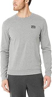 Ea7 emporio armani Men's Small Logo Sweatshirt