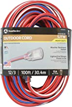 Best 100 ft extension cord 14 gauge Reviews