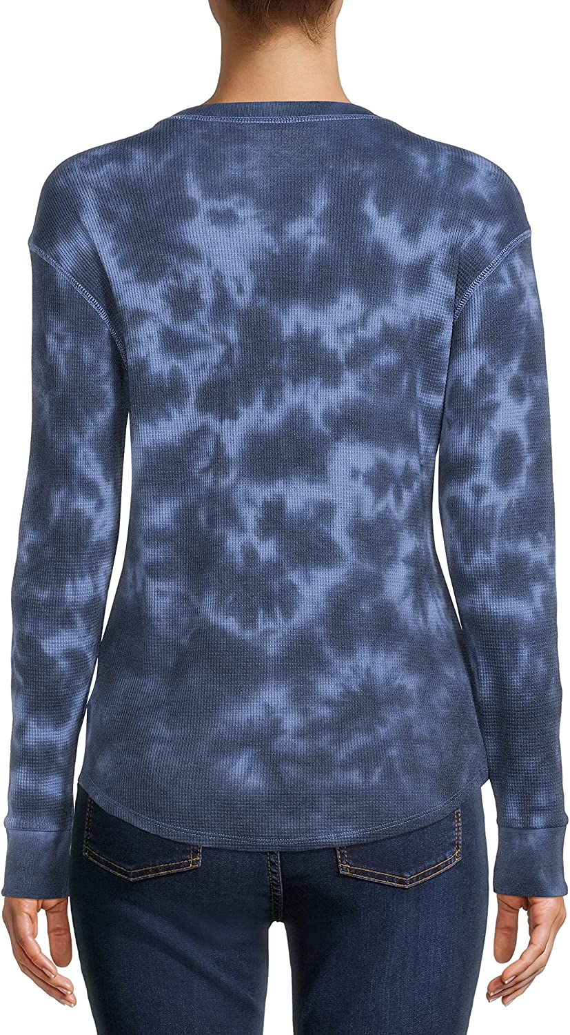 Time and Tru Women's Long Sleeve Thermal Top