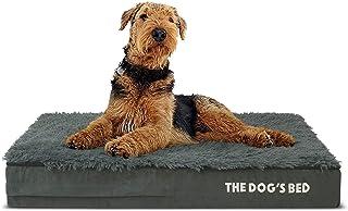 The Dog's Bed Orthopädisches Hundebett, wasserdicht, Memory-Schaumstoff