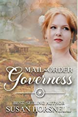 Mail Order Governess Kindle Edition