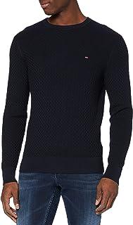 Tommy Hilfiger Men's Weave Structured Sweater
