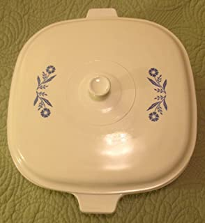"""Corning Ware 10"""" Square Casserole with Solid Lid"""