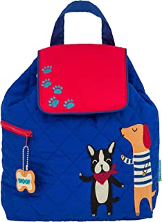 Kids' Toddler Quilted Backpack, Dogs, No No Size