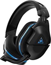 Turtle Beach Stealth 600 Gen 2 Wireless Gaming Headset for PlayStation 5 and PlayStation 4, Black
