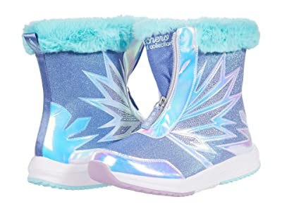 SKECHERS KIDS Speed Runner 302934L (Little Kid/Big Kid) (Lavender/Aqua) Girls Shoes