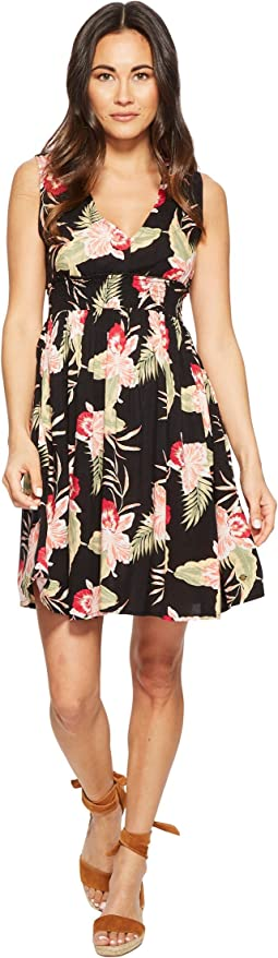Roxy - Angelic Grace Printed Dress