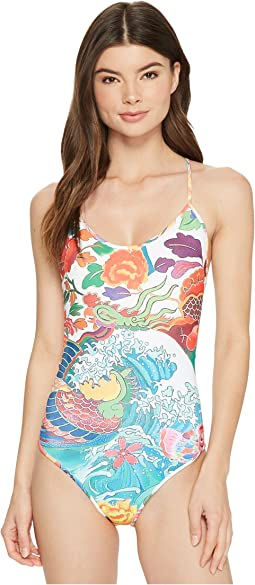 Hale Bob Fortune Favors the Bold Swimsuit