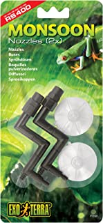Exo Terra Nozzles Replacement High-Pressure Rainfall System