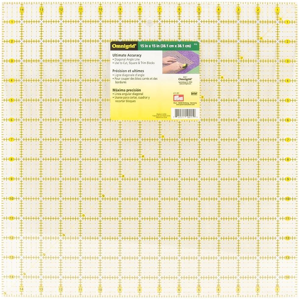 Omnigrid 15x15 Grid mat