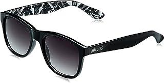 MTV Roadies Unisex Printed Superb Light Weight Wayfarer with 100% UV Blocking Shatterproof Polycarbonate Lens Sunglasses RD_114
