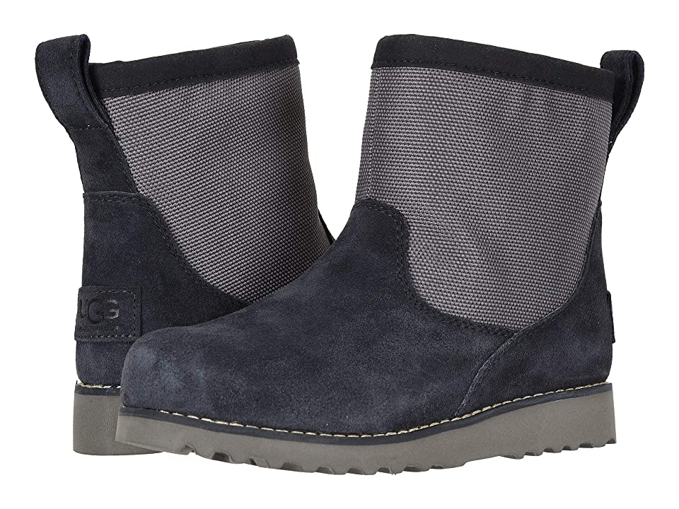 UGG Kids Bayson II CWR (Toddler/Little Kid/Big Kid) (Navy) Boys Shoes