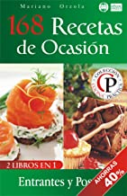 """168 RECETAS DE OCASIГ""""N: Entrantes y Postres (ColecciГіn Cocina PrГЎctica - EdiciГіn 2 en 1 nВє 73) (Spanish Edition)"""
