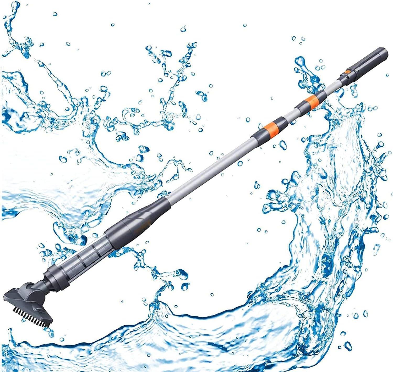 Handheld 2200 mAh Pool Vacuum Cleaner $29.89 Coupon
