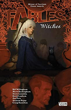 Fables Vol. 14: Witches (Fables (Graphic Novels))