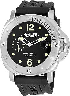 Panerai Men's M00024 Luminor Submersible Stainless Steel Watch