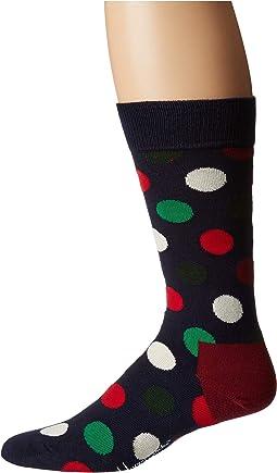 Holiday Big Dot Sock