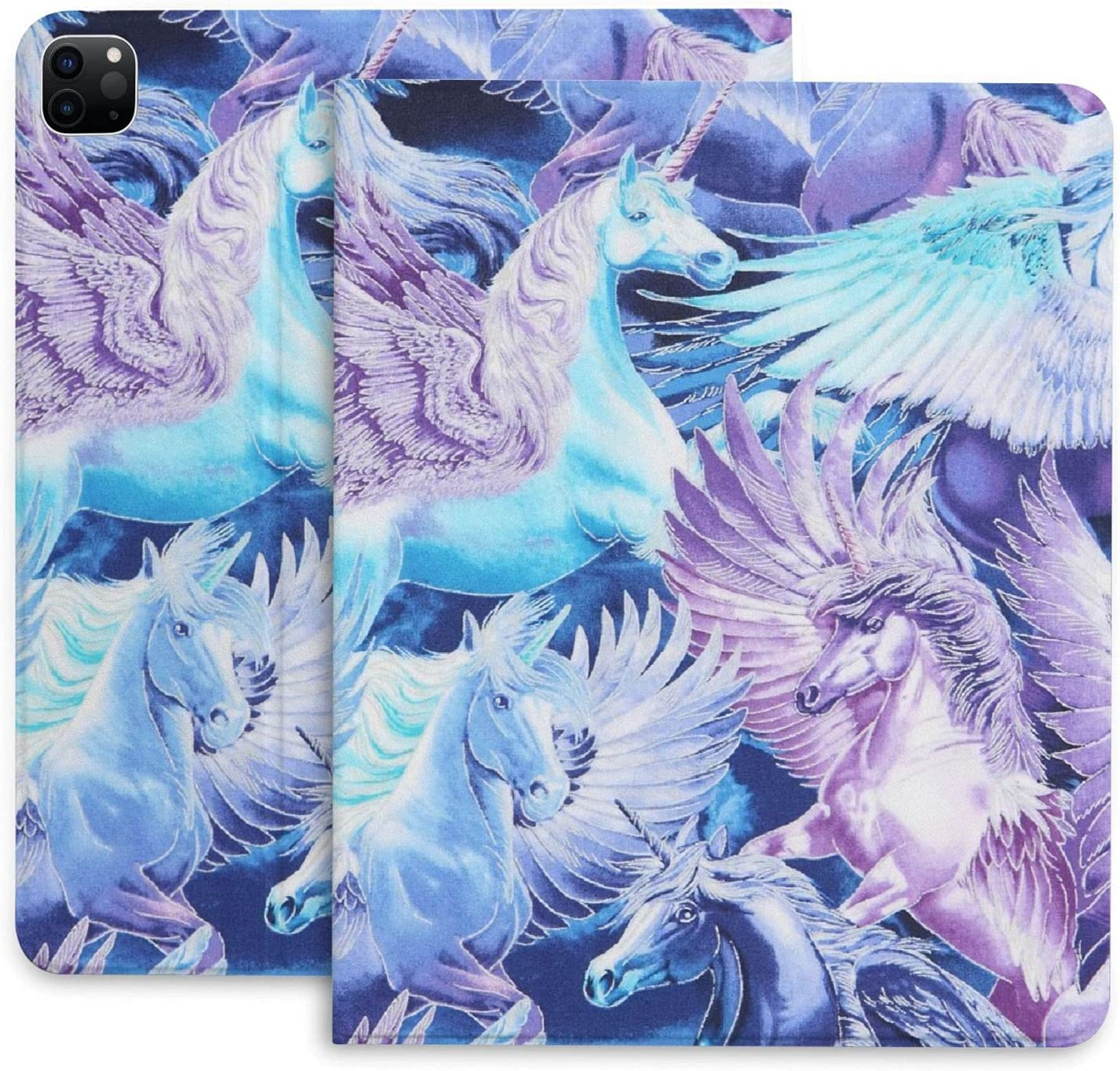 Unicorn Finally popular brand Case for Ipad Pro 12.9 4th 2020 Tablet Sale Special Price Gen Viewi in