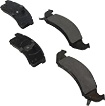 Bosch BE623H Blue Disc Brake Pad Set with Hardware for Select 1994-99 Buick, Cadillac, Chevrolet, Oldsmobile, and Pontiac Cars and Vans - FRONT