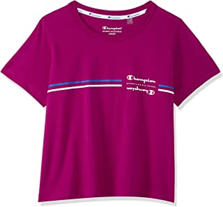 Champion Kids Sporty Cropped Tee