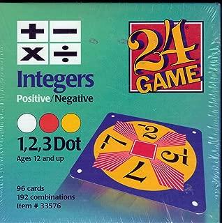 Suntex International 24 Game: Integers (Ages 12+)